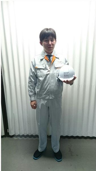 作業服(画像修正)