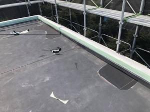 屋上の水溜り2